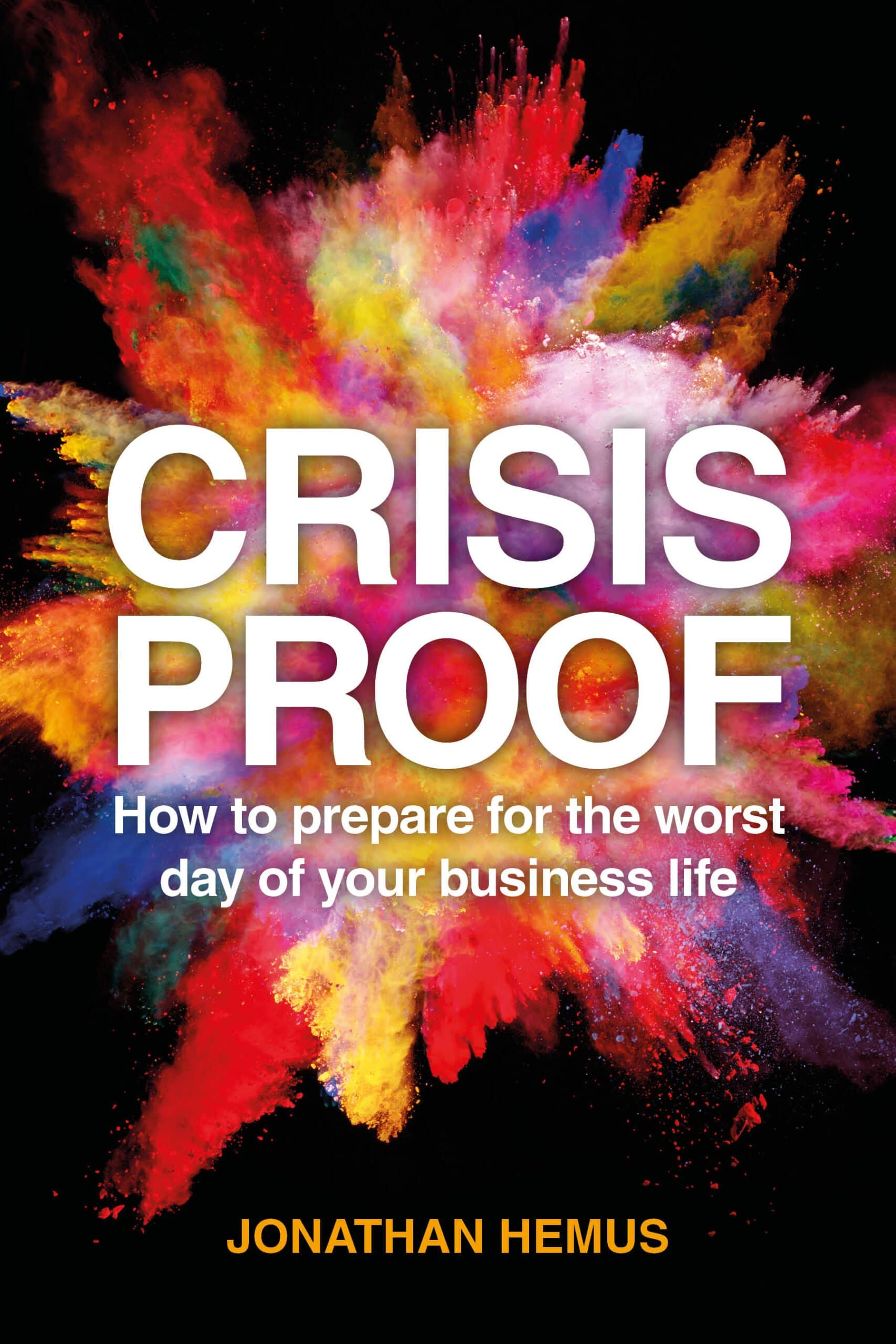 Crisis Proof Book